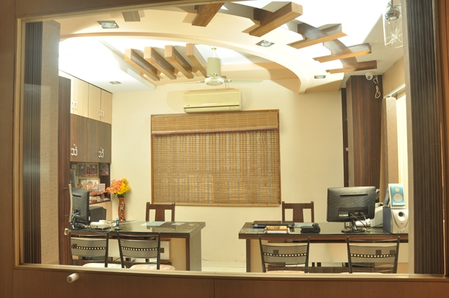 Param Web Designs Office Infrastructure