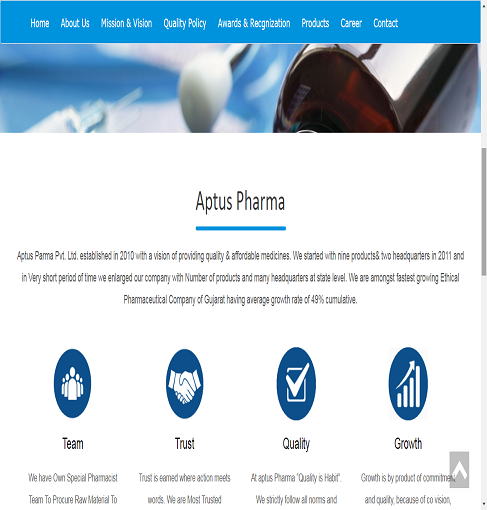 Aptus Pharma Pvt. Ltd