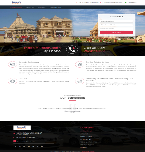 Somnath Travels