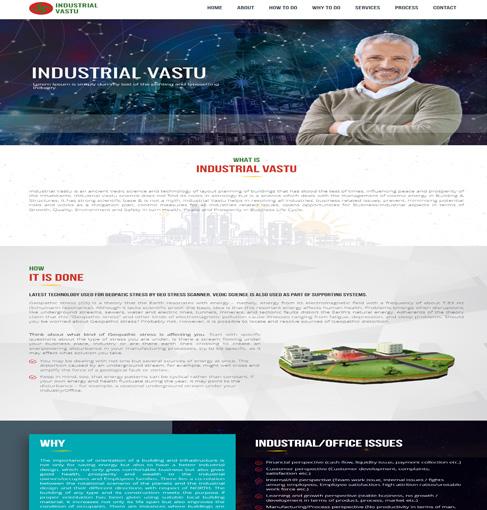 Industrial Vastu