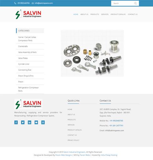 Salvin Export