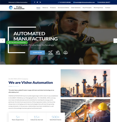 Vishw Automation