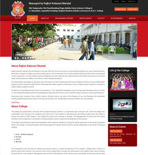 Minaben Kundaliya College