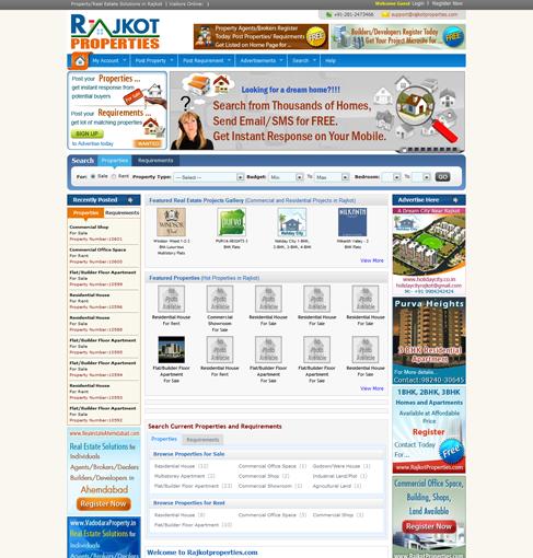 Rajkot Properties