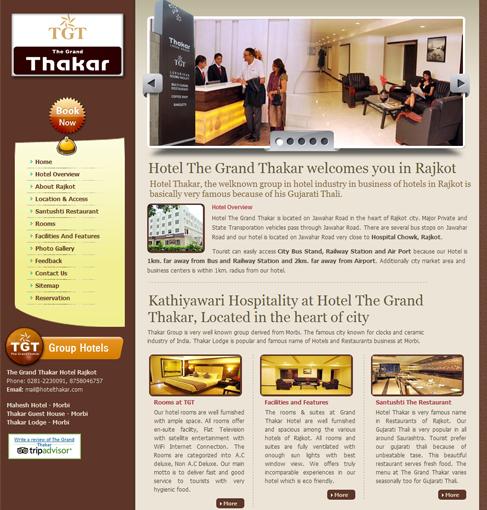Hotel Thakar, (Rajkot-Morbi)