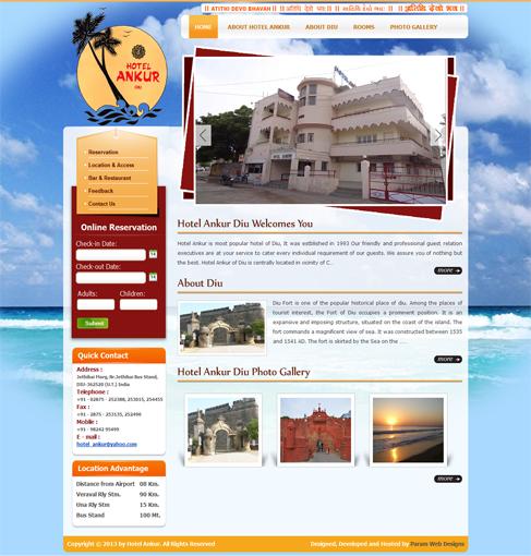 Hotel Ankur Diu