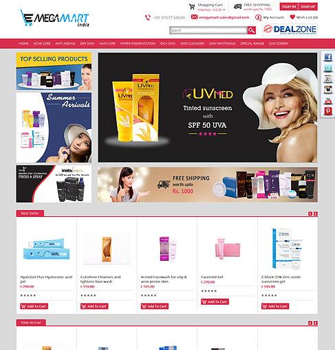 E Mega Mart India