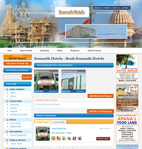 Somnath Hotels
